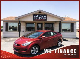 2013 Hyundai Elantra GLS PZEV in Amarillo, TX 79110