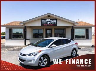 2013 Hyundai Elantra GLS in Amarillo, TX 79110