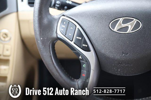 2013 Hyundai Elantra Limited in Austin, TX 78745