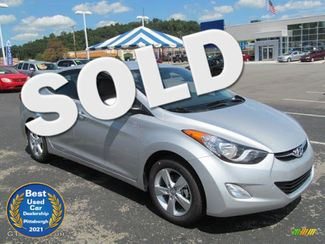 2013 Hyundai Elantra GLS PZEV in Bentleyville, Pennsylvania 15314
