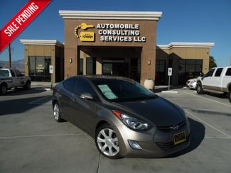 2013 Hyundai Elantra Limited in Bullhead City Arizona, 86442-6452
