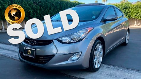 2013 Hyundai Elantra Limited PZEV in cathedral city