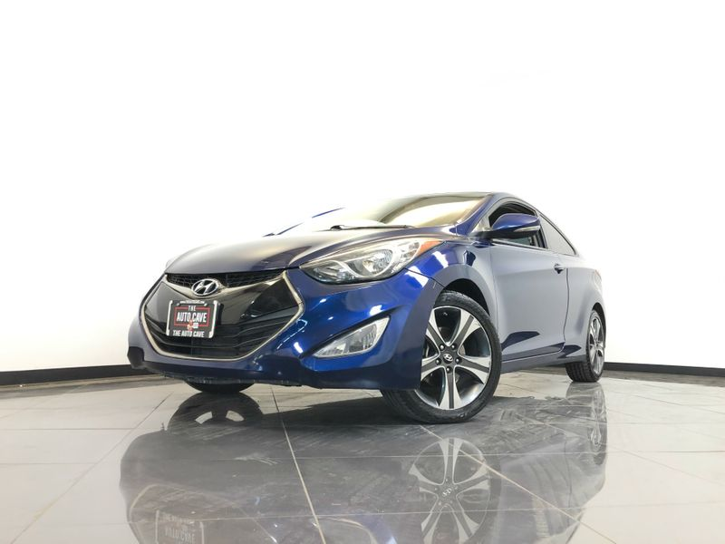 2013 Hyundai Elantra Coupe *Easy In-House Payments* | The Auto Cave in Addison