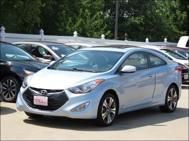 2013 Hyundai Elantra Coupe  in Des Moines Iowa