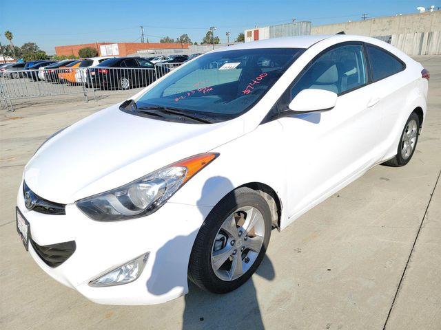 2013 Hyundai Elantra Coupe GS Gardena, California