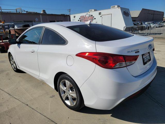 2013 Hyundai Elantra Coupe GS Gardena, California 1