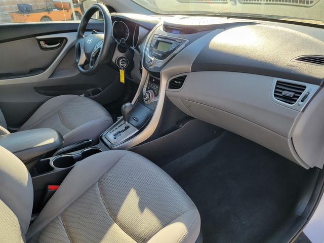 2013 Hyundai Elantra Coupe GS Gardena, California 8