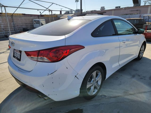 2013 Hyundai Elantra Coupe GS Gardena, California 2