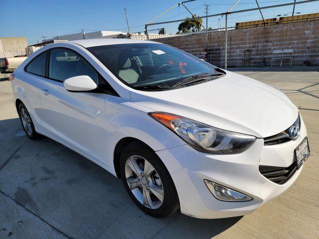 2013 Hyundai Elantra Coupe GS Gardena, California 3