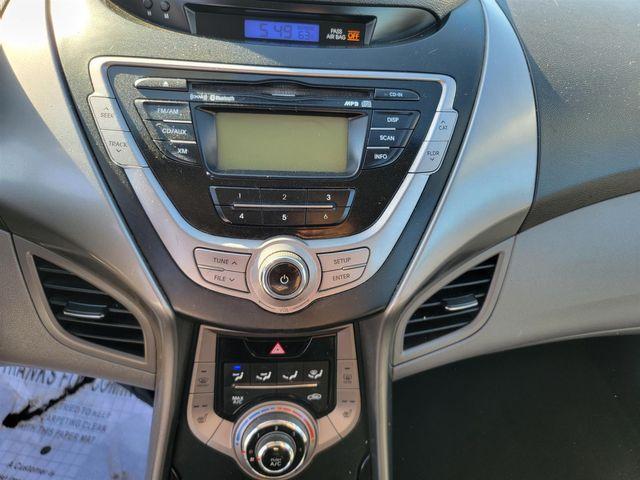 2013 Hyundai Elantra Coupe GS Gardena, California 6