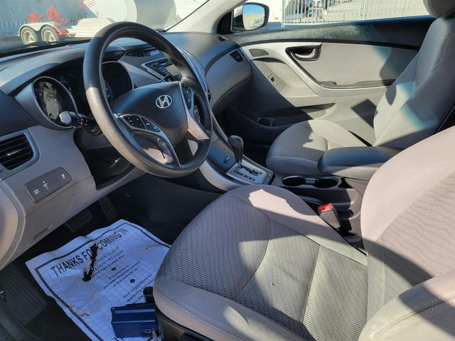 2013 Hyundai Elantra Coupe GS Gardena, California 4