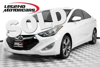 2013 Hyundai Elantra Coupe SE in Garland