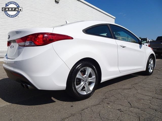 2013 Hyundai Elantra Coupe GS Madison, NC 2