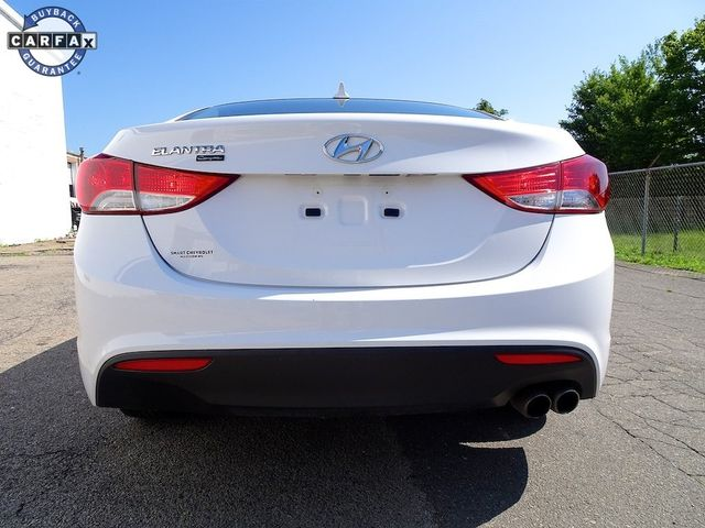 2013 Hyundai Elantra Coupe GS Madison, NC 3