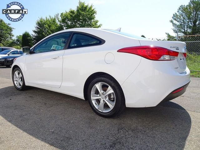 2013 Hyundai Elantra Coupe GS Madison, NC 4