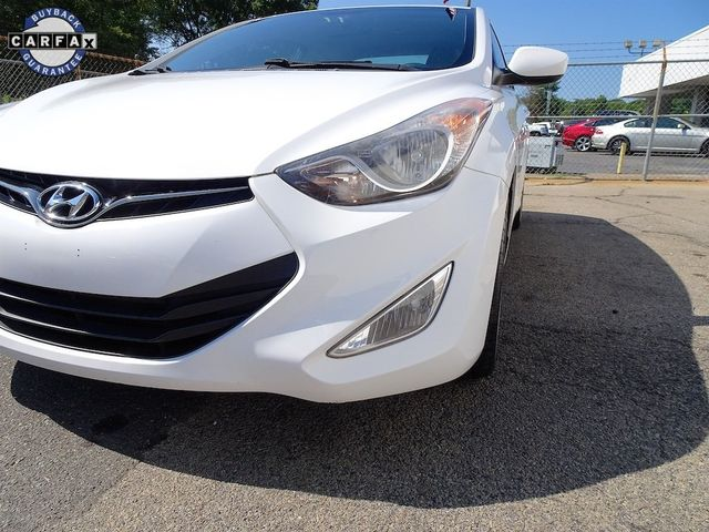 2013 Hyundai Elantra Coupe GS Madison, NC 9
