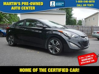 2013 Hyundai Elantra Coupe SE in Whitman, MA 02382