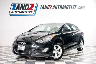 2013 Hyundai Elantra GLS in Dallas TX