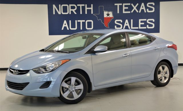 2013 Hyundai Elantra GLS PZEV 1 OWNER in Dallas, TX 75247