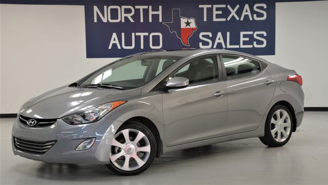 2013 Hyundai Elantra Limited NAV 1 OWNER in Dallas, TX 75247
