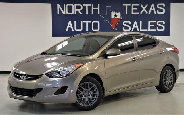 2013 Hyundai Elantra GLS in Dallas, TX 75247