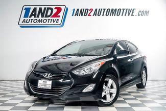 2013 Hyundai Elantra GLS in Dallas TX