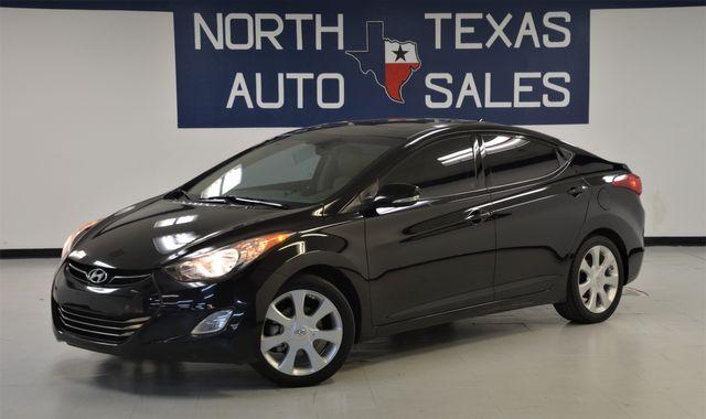 2013 Hyundai Elantra Limited in Dallas, TX 75247