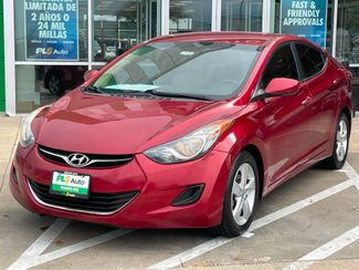 2013 Hyundai Elantra GLS in Dallas, TX 75237