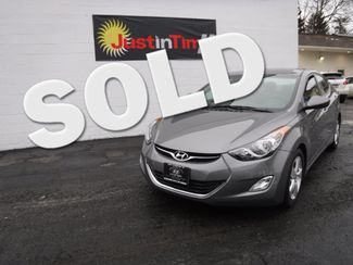 2013 Hyundai Elantra GLS | Endicott, NY | Just In Time, Inc. in Endicott NY
