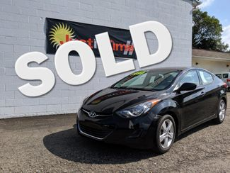 2013 Hyundai Elantra GLS PZEV | Endicott, NY | Just In Time, Inc. in Endicott NY