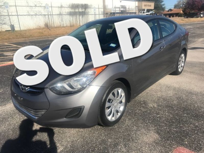 2013 Hyundai Elantra GLS | Ft. Worth, TX | Auto World Sales LLC in Ft. Worth TX