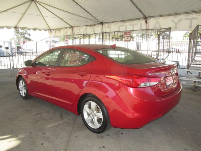 2013 Hyundai Elantra GLS PZEV Gardena, California 1