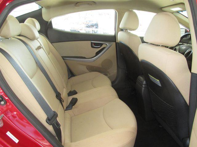 2013 Hyundai Elantra GLS PZEV Gardena, California 12