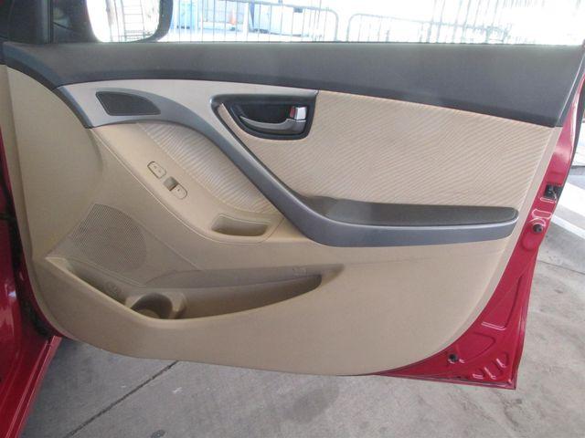 2013 Hyundai Elantra GLS PZEV Gardena, California 13