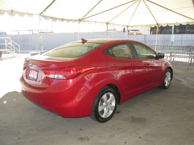 2013 Hyundai Elantra GLS PZEV Gardena, California 2