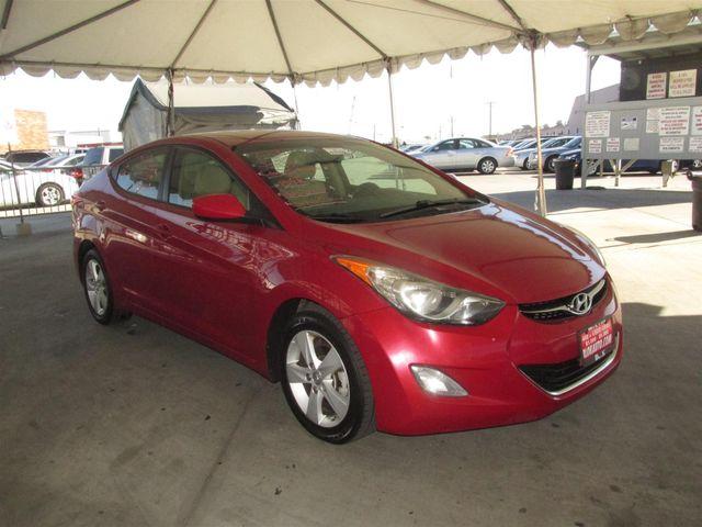 2013 Hyundai Elantra GLS PZEV Gardena, California 3