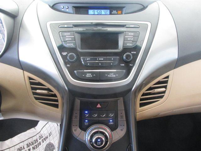 2013 Hyundai Elantra GLS PZEV Gardena, California 6
