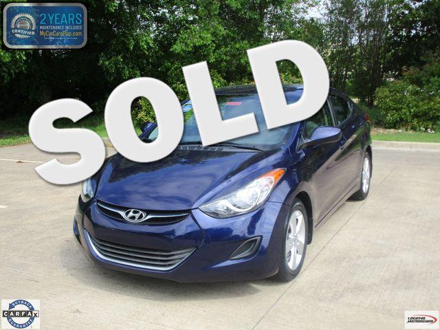 2013 Hyundai Elantra GLS in Garland