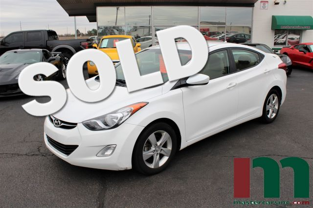 2013 Hyundai Elantra GLS | Granite City, Illinois | MasterCars Company Inc. in Granite City Illinois