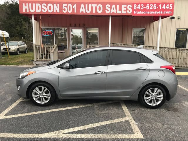 2013 Hyundai Elantra GT in Myrtle Beach South Carolina