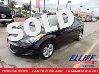 2013 Hyundai Elantra GLS in Harlingen TX, 78550