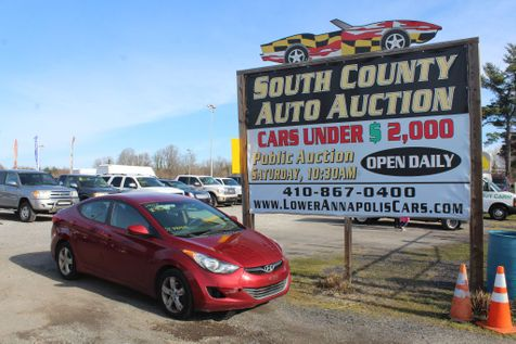 2013 Hyundai Elantra GLS in Harwood, MD