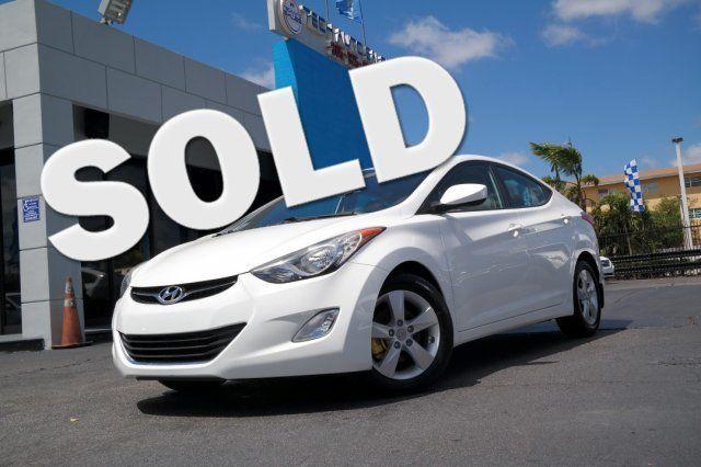2013 Hyundai Elantra GLS Hialeah, Florida