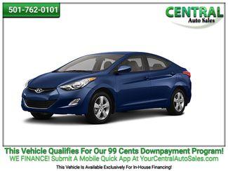 2013 Hyundai Elantra GLS | Hot Springs, AR | Central Auto Sales in Hot Springs AR