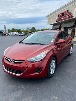 2013 Hyundai Elantra GLS | Hot Springs, AR | Central Auto Sales in Hot Springs AR