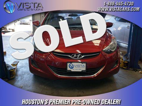 2013 Hyundai Elantra GLS in Houston, Texas
