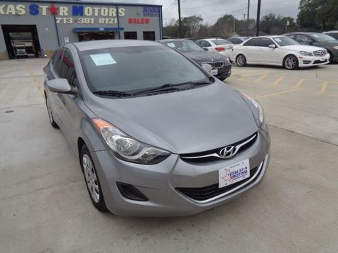 2013 Hyundai Elantra GLS in Houston