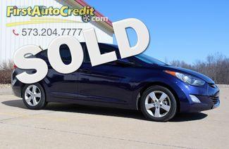 2013 Hyundai Elantra GLS in Jackson MO, 63755