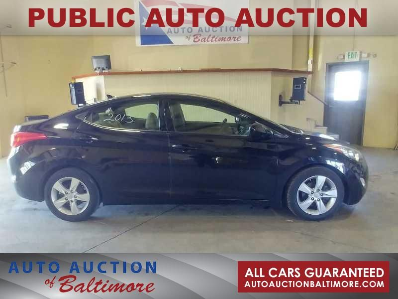2013 Hyundai Elantra GLS PZEV | JOPPA, MD | Auto Auction of Baltimore  in JOPPA MD
