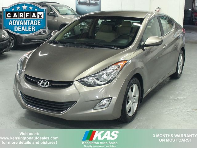 2013 Hyundai Elantra GLS Preferred Kensington, Maryland
